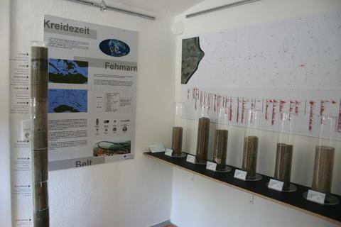 Gesteins-Ausstellung