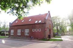 Jugendcafe Gebäude