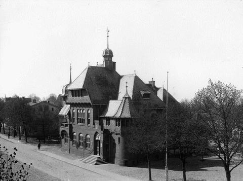 Bild `neues` Rathaus