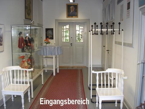 Senator-Thomsen-Haus Eingangsbereich