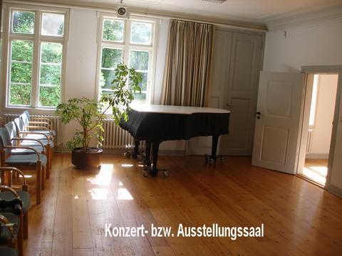 Senator-Thomsen-Haus Konzert- bzw. Ausstellungssaal