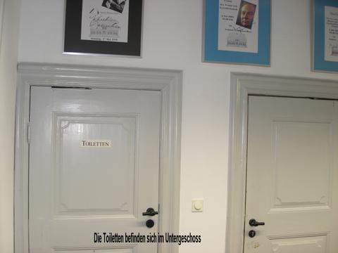 Senator-Thomsen-Haus Toiletten