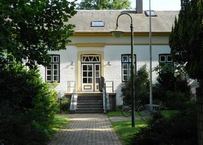 Haus im Stadtpark - Außenansicht