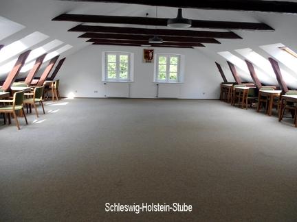 Haus im Stadtpark - Schleswig-Holstein-Stube