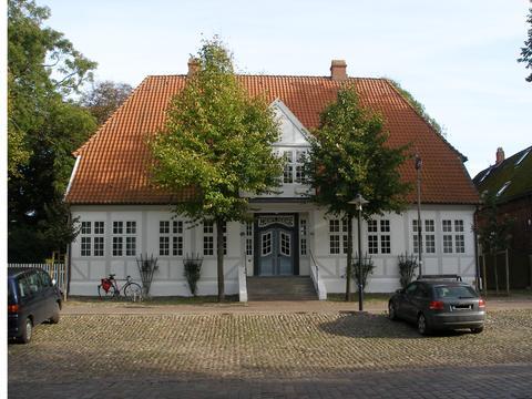 Senator-Thomsen-Haus Außenansicht