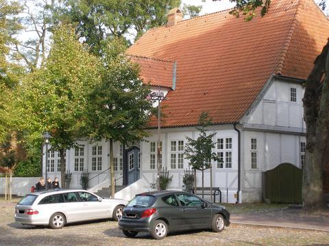 Senator-Thomsen-Haus   -  seitliche Ansicht