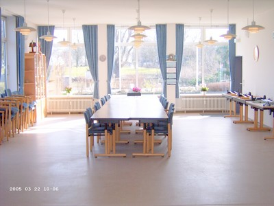 DGH Meeschendorf Saal vorne