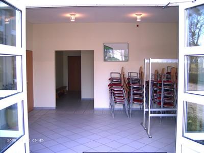 DGH Meeschendorf Eingangsbereich