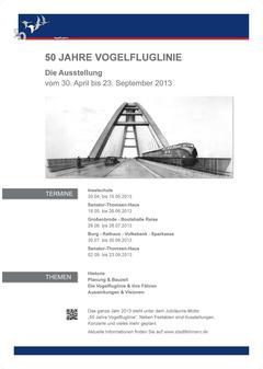 50JahreVFL-Die Ausstellung