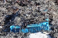 im meer weniger Plastik