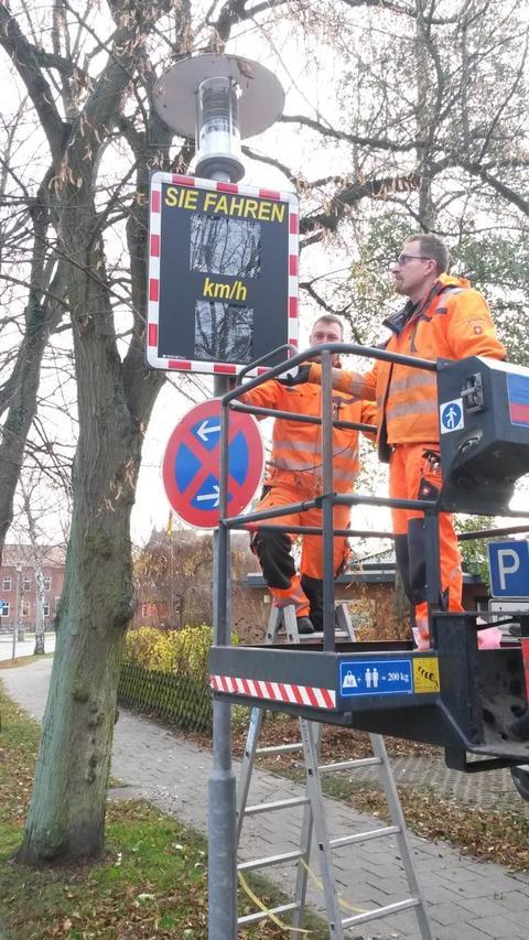 Stadt Fehmarn setzt auf mehr Verkehrssicherheit!