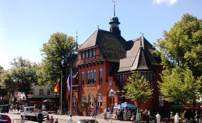 Stadt Fehmarn / Startseite