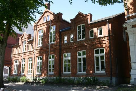 Verwaltungsgebäude Bahnhofstraße